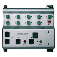 Channel Vision Telephone Entry Controller, 2-Door