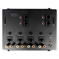 Channel Vision A-BUS Audio Distribution Hub, 4 Source, 4 Zones