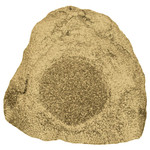 Channel Vision 8 In. Soprano ARIA Outdoor Rock Speaker, Sand