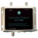 Channel Vision 1x1 15dB Multimedia Amplfier