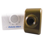 Dakota Alert 2500 Wireless Motion Detection Kit