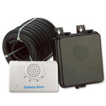 Dakota Alert 2500 Wireless Vehicle Detection Kit, Rubber Hose