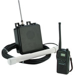 Dakota Alert MURS Wireless Vehicle Detection Kit, Handheld Radio