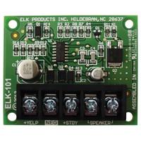 Elk Two-Channel Siren Driver Module