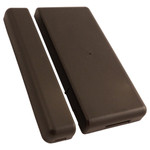 Elk 2-Way Wireless Mini Window Sensor, Brown