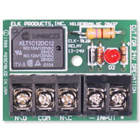 Elk Heavy-Duty Relay Module, SPDT, 12VDC