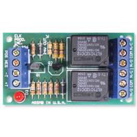Elk Sensitive Relay Module, DPDT, 12/24V