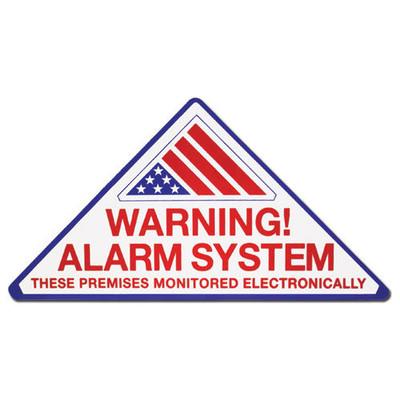 Elk Warning Alarm System Decals