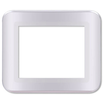 Elk Navigator Touchscreen Bezel Color Change Kit (2 Pack), Silver