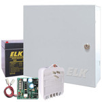 Elk DC Power Supply & Battery Charger with Battery