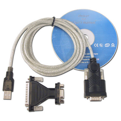 Elk Serial Cable, USB-to-RS232