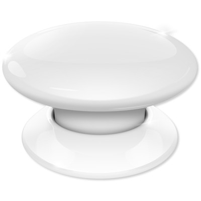Fibaro The Button Z-Wave Scene Controller, White