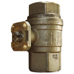 FortrezZ 151422 Brass Water Shut-Off Valve