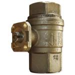 FortrezZ Brass Water Shut-Off Valve