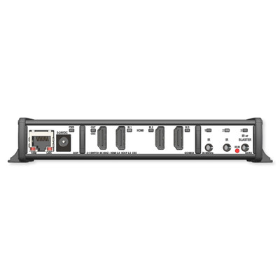 Global Cache Global Connect with HDMI Switch, IR Port