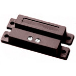 ITI by Interlogix Door/Window Terminal Contact, Surface-Mount, Brown