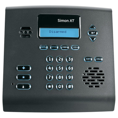 Interlogix Simon XT Tabletop Home Security Starter Kit