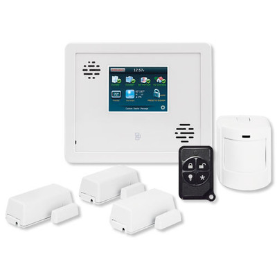 Interlogix Simon XTi Home Security 3/1/1 Kit, Crystal Wireless