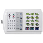 Interlogix NetworX LED Keypad, 24 Zones