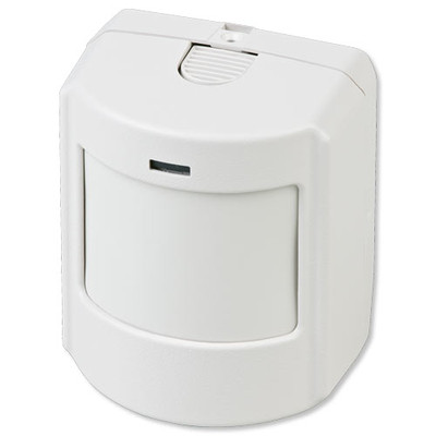 ITI by Interlogix SAW Wireless Indoor PIR Motion Detector, Pet Immune (40 Lbs.)