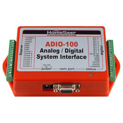 HomeSeer Analog/Digital System Interface