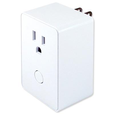 HomeSeer HS-PA100 Z-Wave Plus Plug-In Appliance Module, Gen5