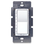 HomeSeer HS-WD100 Wireless Z-Wave Plus Wall Dimmer, Gen5