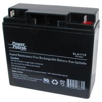 Interstate Batteries Power Patrol Lead Acid Battery, 12V 18Ah
