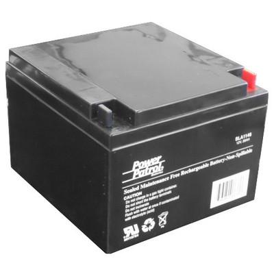 Interstate Batteries Power Patrol Lead Acid Battery, 12V 26Ah