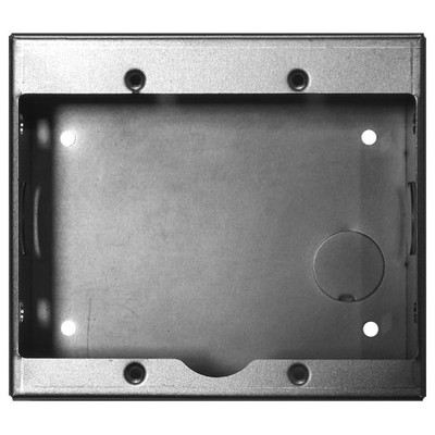 IST I2000 Intercom Door Station Metal Recessed Box