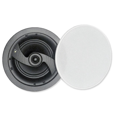 "IST 6.5"" Magnetic 2-Way In Ceiling Speaker"
