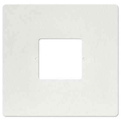 IST RETRO Intercom Room & Patio Station Large Plastic Cover Plate, White