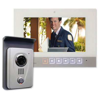 IST Video Door Intercom with Recording Kit