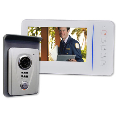 IST Video Door Intercom Kit