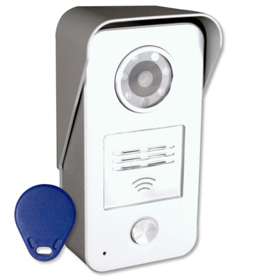 IST Video Door Intercom Door Station with Key Fob