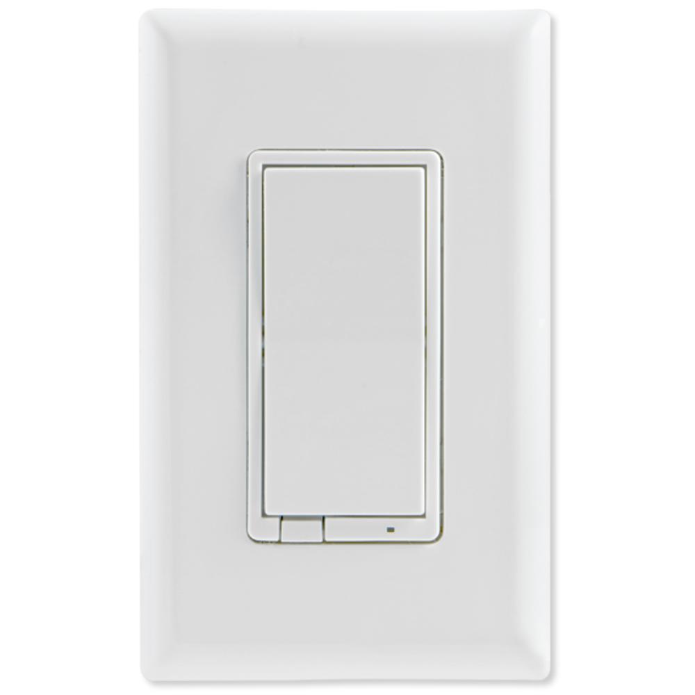 ge zwave plus inwall smart fan control
