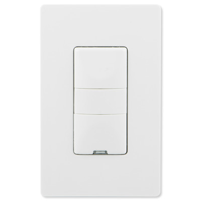 GE Z-Wave Plus Motion Sensor Dimmer Wall Switch (Gen5)