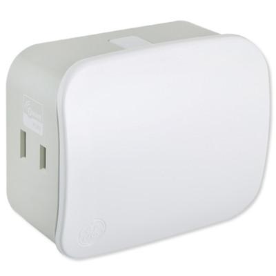 GE Z-Wave Plus Plug-In Smart Switch Module, Single Outlet (Gen5)