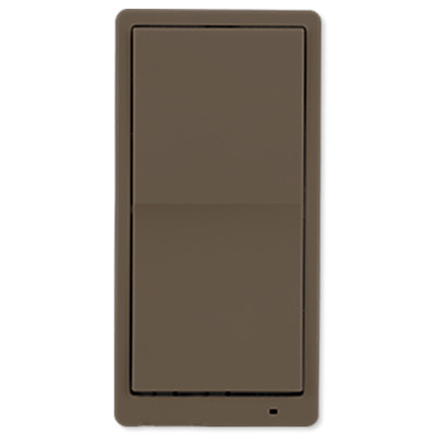 GE Color Change Paddle with LED, Without Air Gap, Brown