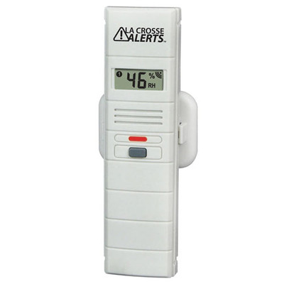 La Crosse Alerts Add-on Temperature & Humidity Sensor