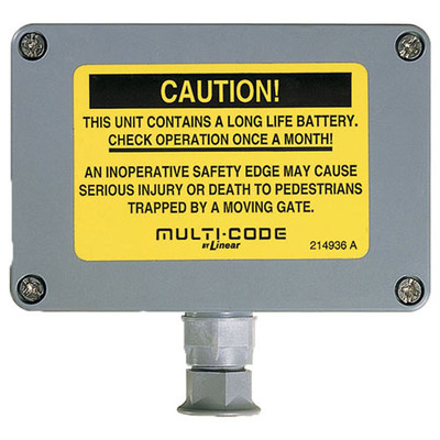 Linear Stanley Compatible Gate Safety Edge Transmitter