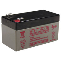 Linear Back-Up Battery, 12 V, 1.2A/Hour