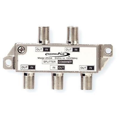 ChannelPlus 4-Way Splitter/Combiner