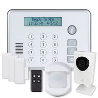 2GIG SecureNet Rely Kit with Camera