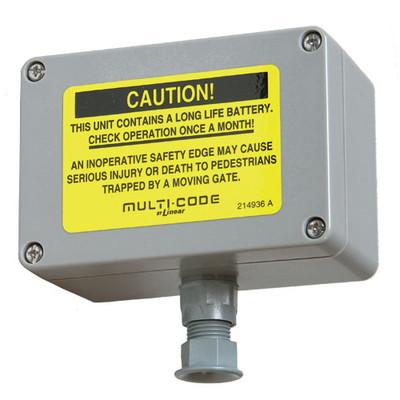 Linear Multi-Code Safety Edge Transmitter