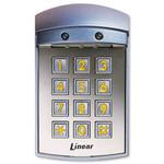 Linear Access Control Digital Keypad, Outdoor
