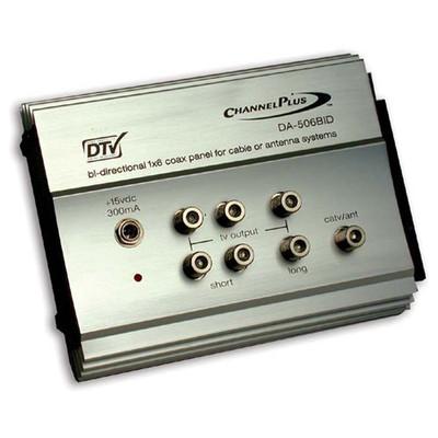 ChannelPlus Bi-Directional RF Distribution Amplifier