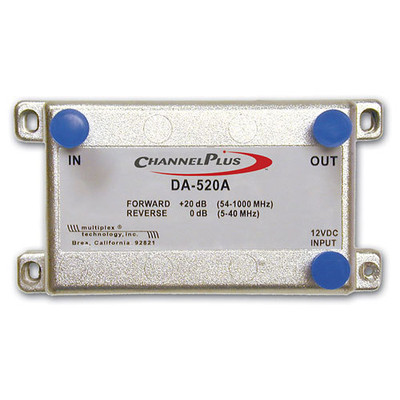 ChannelPlus Bi-Directional RF Amplifier
