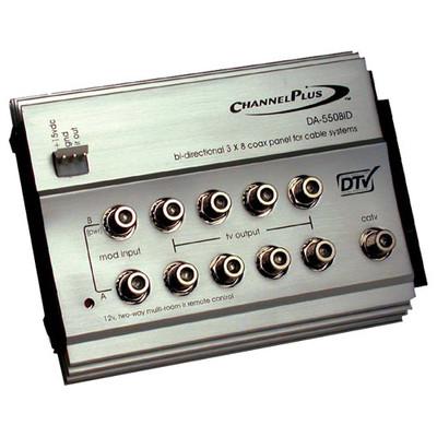 ChannelPlus Bi-Directional RF Distribution Amplifier with 12V IR
