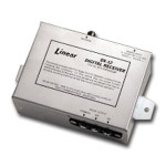 Linear SD Receiver in Metal Case, 1-Channel